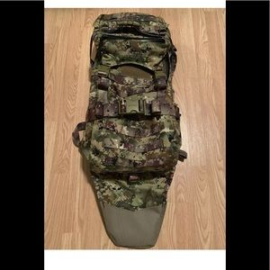 Eberlestock Gunslinger II Unicam backpack tactical